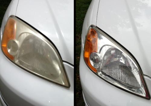 headlight restoration good look auto glass services llc ruskin florida